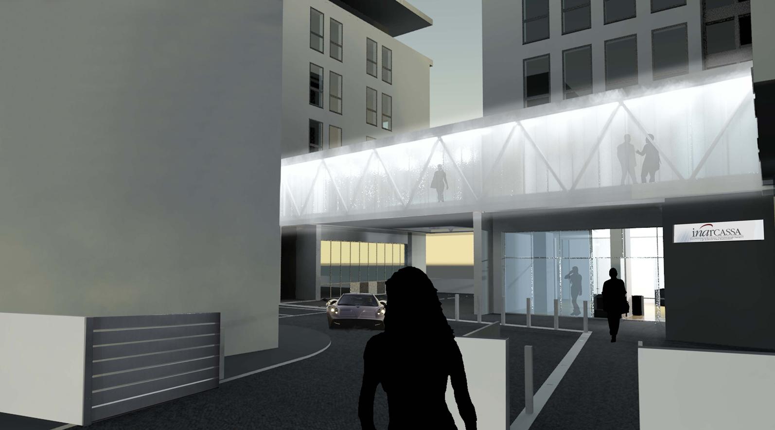 Concorso ristrutturazione sede di inarcassa interno4 for 12x12 piani di coperta autoportanti
