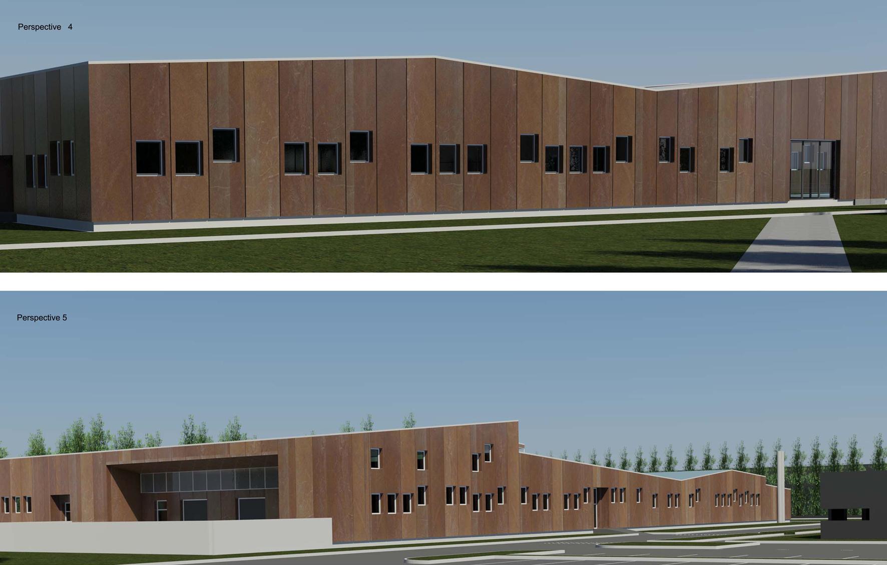 Concorso di idee realizzazione di una scuola sudurlands for Studi di architettura