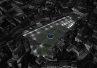 Notturna della piazza