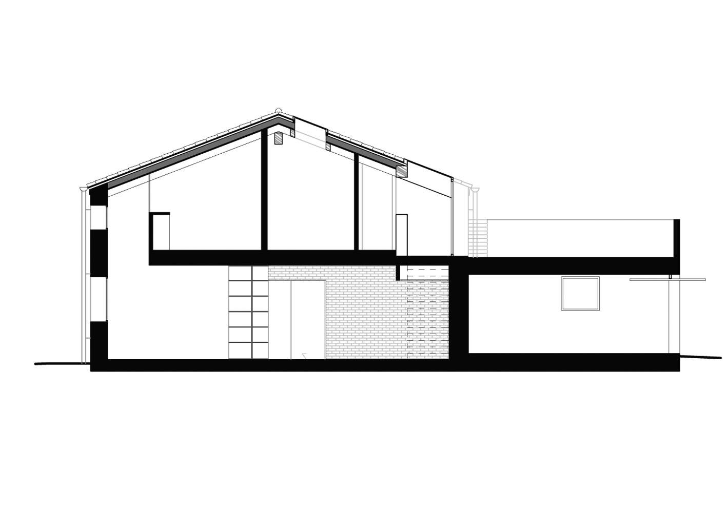 Ristrutturazione edificio residenziale interno4 studi for Edificio a 3 piani