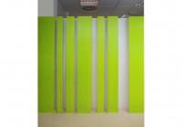Foto dei tagli verticali sul volume centrale