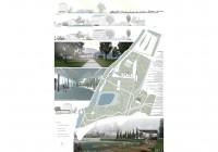 Planimetria, prospetti, sezioni e viste della proposta
