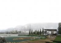Vista del lago bio